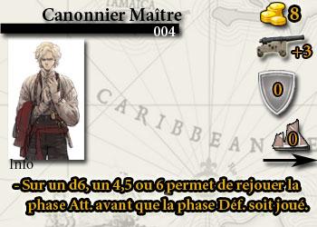 004 Canonnier Maitre